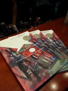 Pioggia inversa, di Matteo Tuveri (Edizioni Il Sextante), in vendita anche da Cogas, Risto-Pub a Cagliari