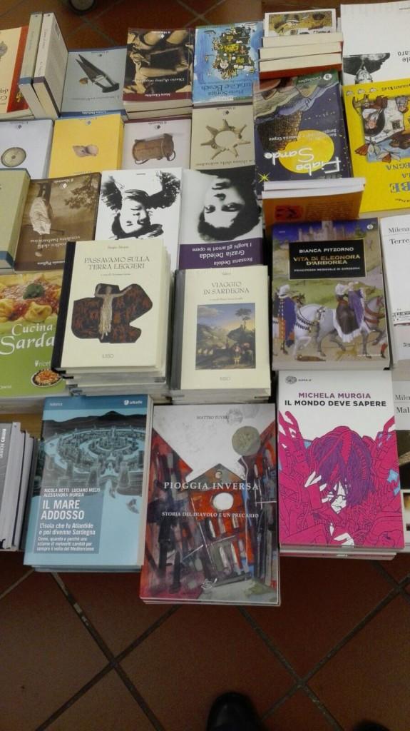Pioggia inversa. Storia del Diavolo e un precario in vendita alla Libreria Hemingway di Villasimius (CA)